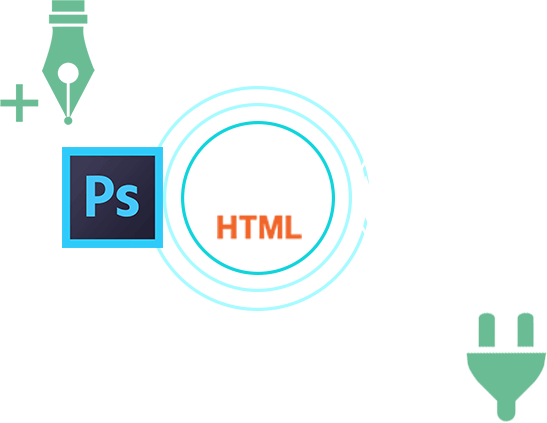 psd to wordpress volcone web solutions